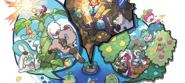 Distribuyen más Mega Stones para <em>Pokémon Sun</em> y <em>Moon</em>
