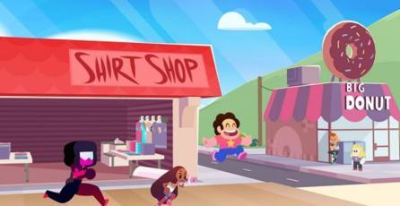 Éste es el nuevo trailer de <em>Steven Universe: Save the Light</em>