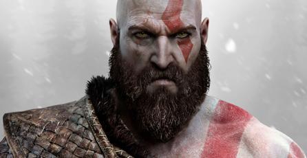 NECA presentó nueva figura articulada de Kratos