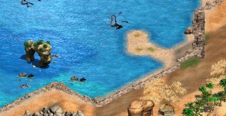 Crean mapa con Chile y Sudamérica para <em>Age of Empires II: HD Edition</em>