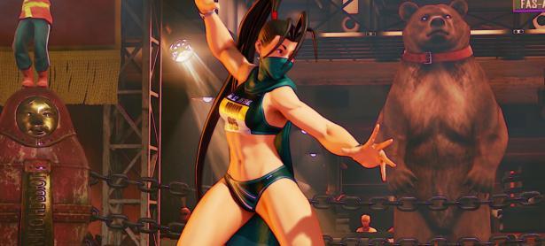 <em>Street Fighter V</em> recibirá atuendos deportivos