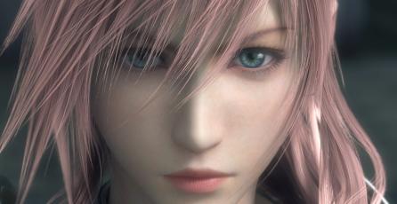 Lightning de <em>Final Fantasy XIII</em> es la nueva modelo de una marca de autos