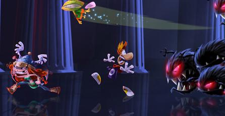 Fecha de <em>Rayman Legends</em> para Switch aparece en la eShop