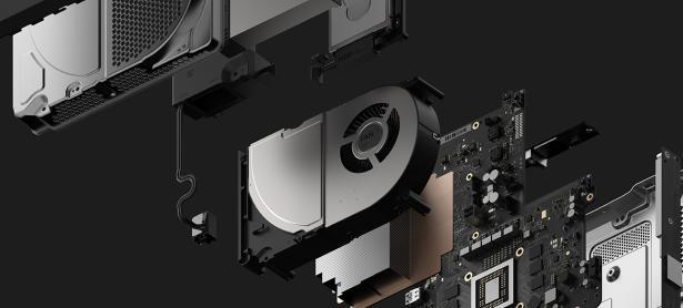 Pronto iniciará la preventa del Xbox One X