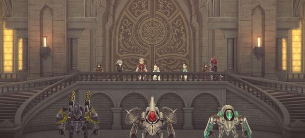 Square Enix liberó nuevas imágenes de <em>Lost Sphear</em>