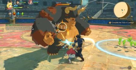 Revisa 30 minutos de gameplay de <em>Ni No Kuni II: Revenant Kingdom</em>