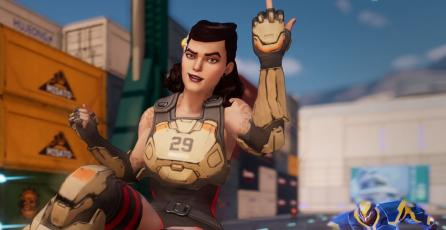 Conoce a la irreverente Daisy de <em>Agents of Mayhem</em>