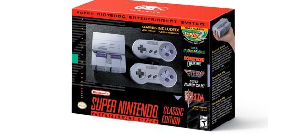 Popular cadena de tiendas cancela todas las preventas del SNES Classic Edition