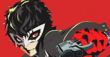 <em>Persona 5</em> recibirá adaptación al anime el próximo año