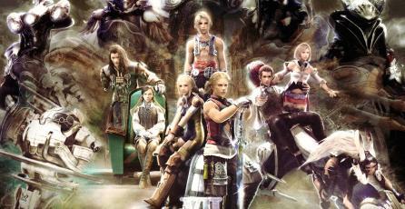 <em>Final Fantasy XII: The Zodiac Age</em> lideró las descargas semanales de PS4 en Japón