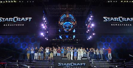 Más de 10 mil personas asistieron al evento de lanzamiento de <em>StarCraft Remastered</em>