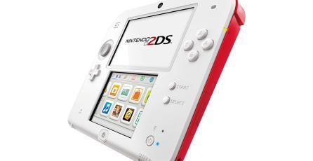 Nuevo bundle de Nintendo 2DS llegará en agosto