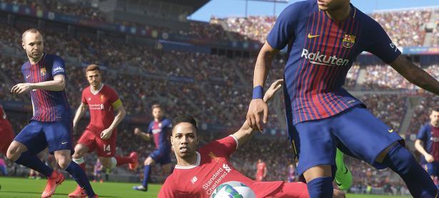 <em>Pro Evolution Soccer 2018</em> podrá correr a 4K en PC