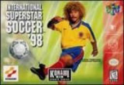 International Superstar Soccer 1998