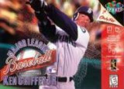 Major League Baseball Featuring Ken Griffey Jr