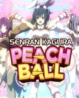 Senran Kagura: Peach Ball