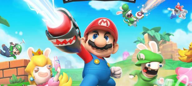 Así luce uno de los jefes de <em>Mario + Rabbids Kingdom Battle</em>