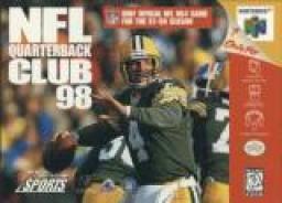 NFL Quarterback Club 1998