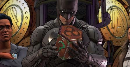 Ve los primeros minutos de <em>Batman: The Enemy Within</em>