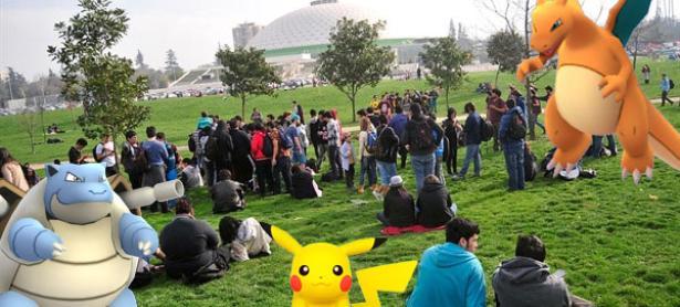 Hace un año se lanzó oficialmente <em>Pokémon Go</em> en Chile