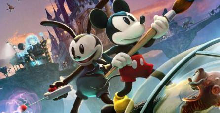 Ya puedes jugar <em>Epic Mickey 2: The Power of Two</em> en Xbox One