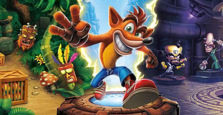 Activision piensa en nuevas remasterizaciones tras éxito de <em>Crash Bandicoot</em>