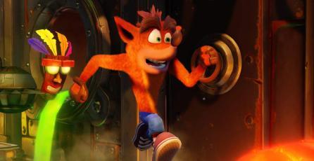 Remaster de <em>Crash Bandicoot</em> fue el más vendido de julio en la PSN