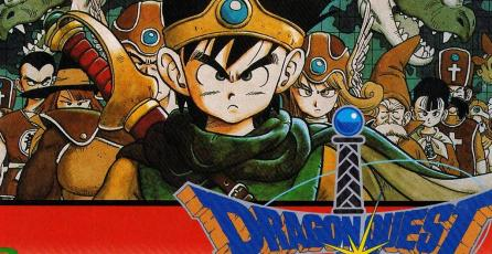<em>Dragon Quest I</em>, <em>II</em> y <em>III</em> llegarán a PS4 y 3DS