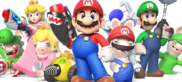 Liberan nuevo trailer de <em>Mario + Rabbids Kingdom Battle</em>