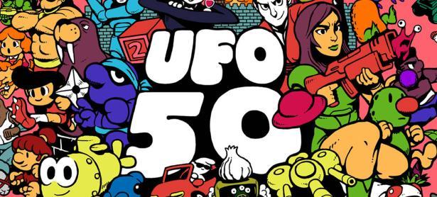 Desarrolladores de <em>Spelunky</em> anuncian <em>UFO 50</em>