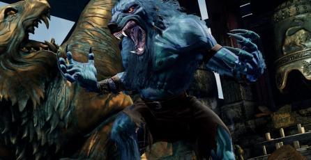 Así será el brutal Ultimate de Sabrewulf en <em>Killer Instinct</em>