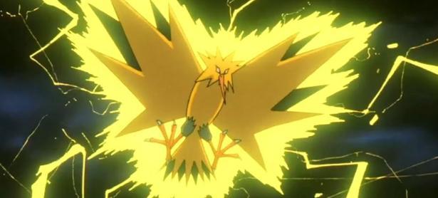 Zapdos ya está disponible en <em>Pokémon GO</em>