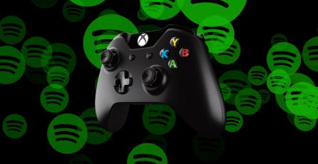 Microsoft Store muestra Spotify para Xbox One