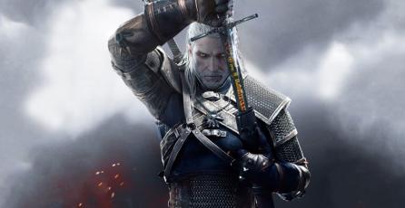 Geralt es todo un skater con este nuevo mod de <em>The Witcher</em>