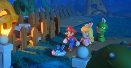 Confirman resolución y frame rate de <em>Mario + Rabbids Kingdom Battle</em>