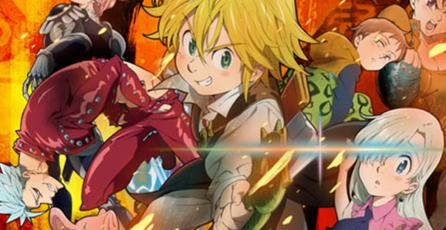 Así se ve la acción en <em> The Seven Deadly Sins</em>