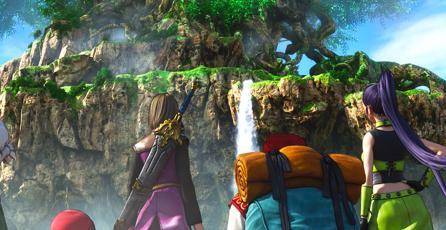 <em>Dragon Quest XI </em>sigue como el rey de ventas en Japón