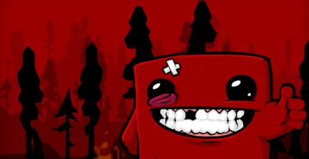 <em>Super Meat Boy</em> llegará pronto a la Nintendo Switch