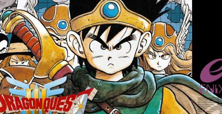 Revelan fecha para <em>Dragon Quest III</em> en PS4 y 3DS