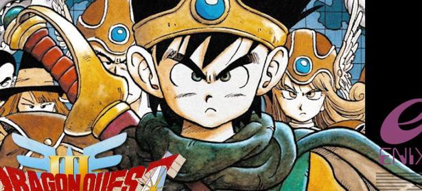 Revelan fecha para <em>Dragon Quest III</em> en PS4 y 3DS