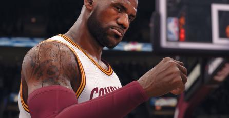 <em>NBA Live 18</em> tendrá soporte para PS4 Pro y Xbox One X