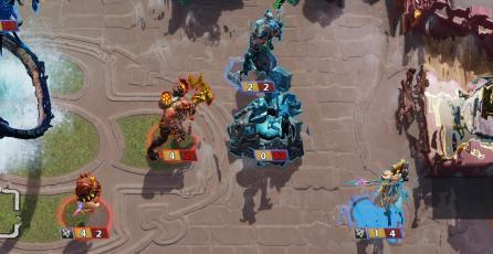 <em>Hand of the Gods: SMITE Tactics</em> está en camino a consolas