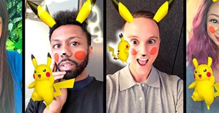 Conviértete en Pikachu con el nuevo filtro de Snapchat