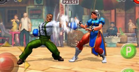 Esta semana llegarán nuevos peleadores a <em>Street Fighter IV</em> para móviles