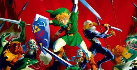 Glitch de <em>Zelda: Ocarina of Time</em> te deja usar cualquier objeto en el momento que quieras