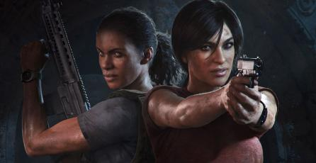 <em>Uncharted: The Lost Legacy</em>