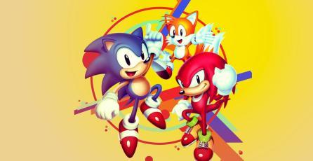 <em>Sonic Mania</em> es el juego de la franquicia mejor valorado en 15 años