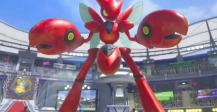 Muestran trailer de Scizor en <em>Pokkén Tournament DX </em>