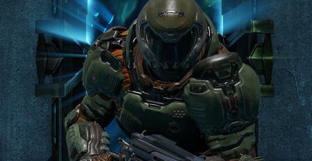 Doomguy se unirá al elenco de <em>Quake Champions</em> la próxima semana