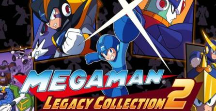 Código de <em>Mega Man Legacy Collection 2</em> podría tener referencias a 3DS